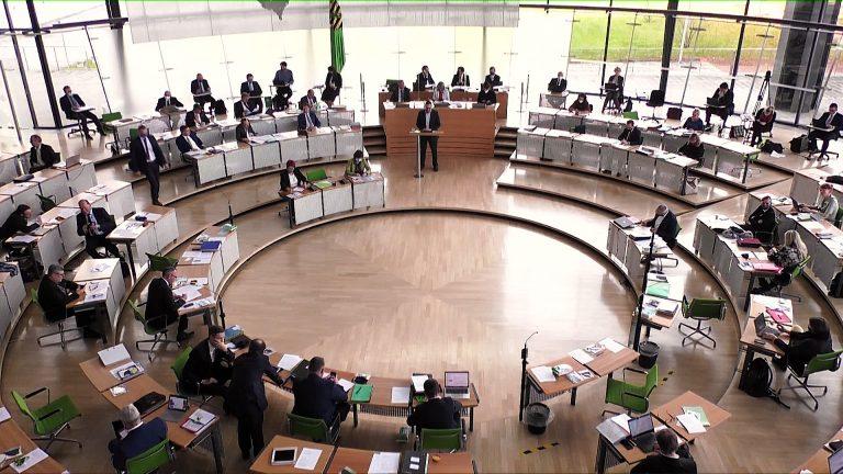 Landtage und Lokalpolitik