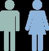 Fernsehnutzung in Deutschland bei Männern und Frauen
